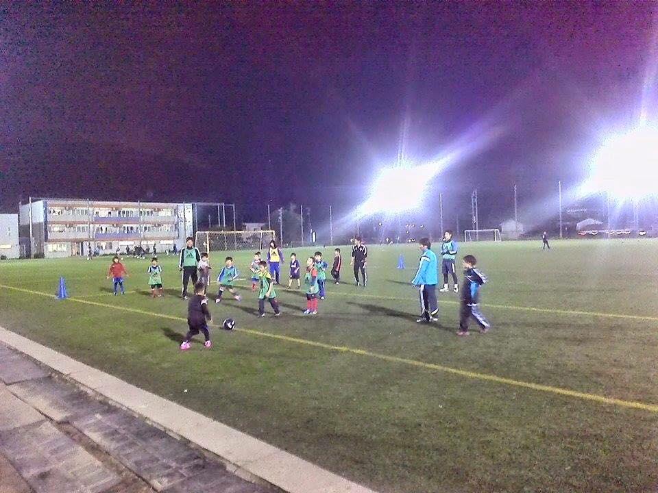 サッカーの学校