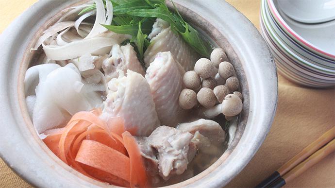 シンプルコラーゲン鍋