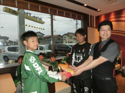 符津スポーツ少年団サッカー部