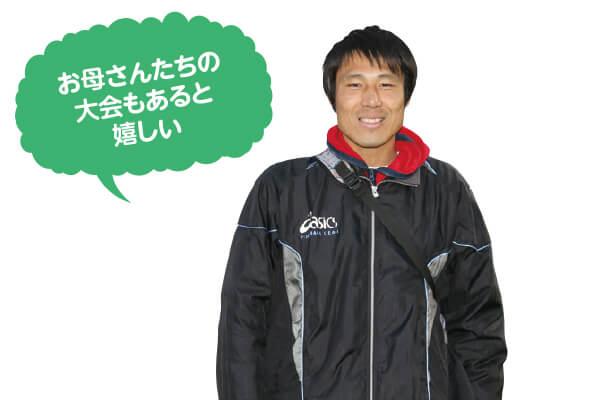 杉浦健之コーチ(TODOS UNIDOS)