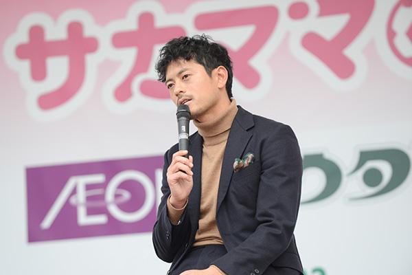 Jリーガーの原点 鈴木啓太 トークショー&サイン会