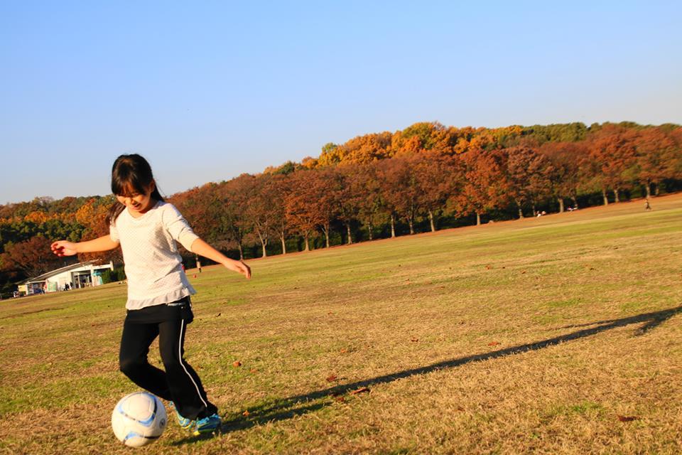 家族サッカー