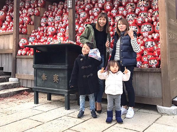 勝尾寺へ紅葉をみに行ってきました
