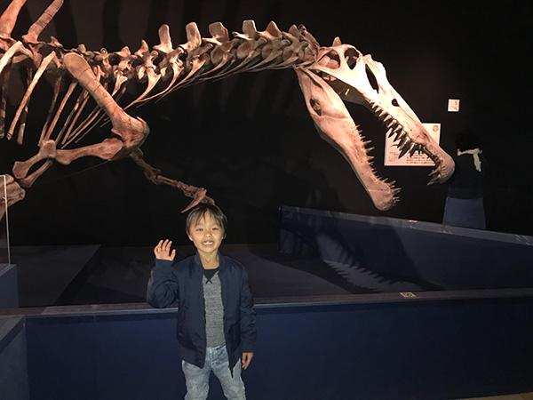 恐竜博2016へ