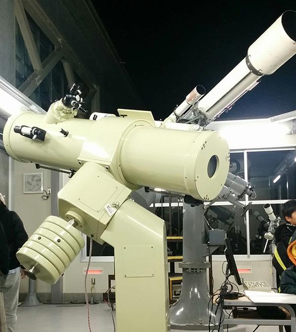 天体観測のイベント