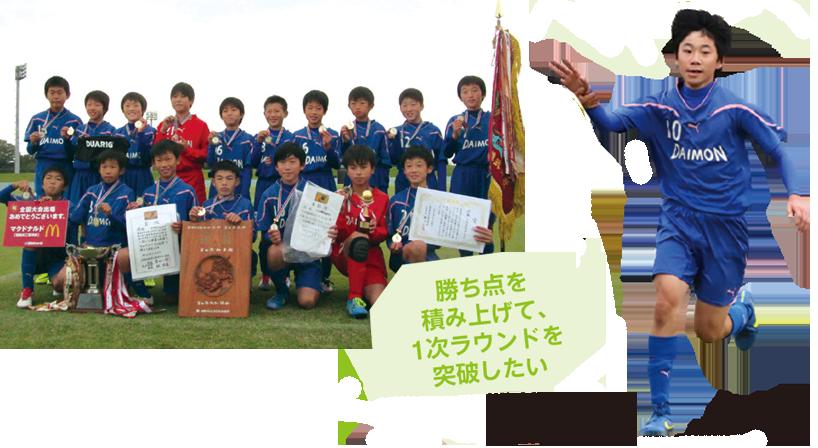 大門少年サッカークラブ