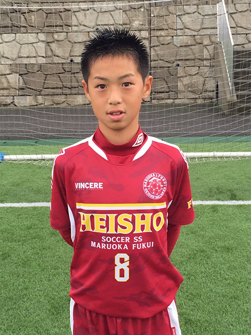 森川諒選手