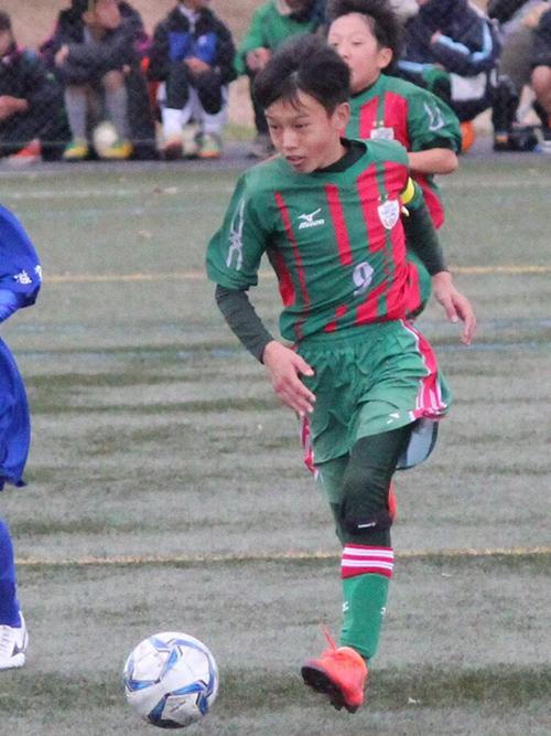田中拓海選手