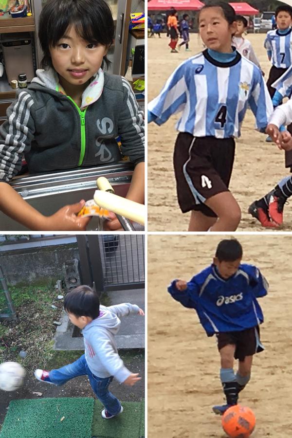 橋野さんは、家族にも家事を協力してもらうことで、仕事と家事、子育てを上手に両立させています。
