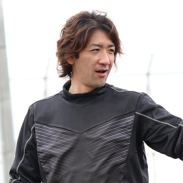 ストライカーコース 担当:平瀬智行コーチ