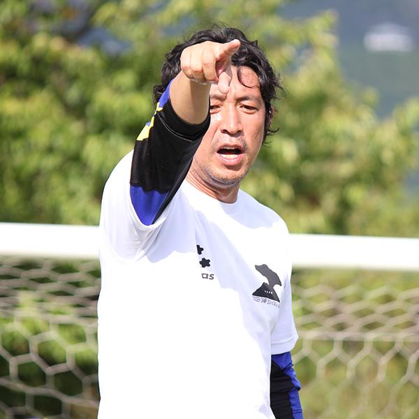 ゲームメーカーコース 担当:遠藤彰弘コーチ