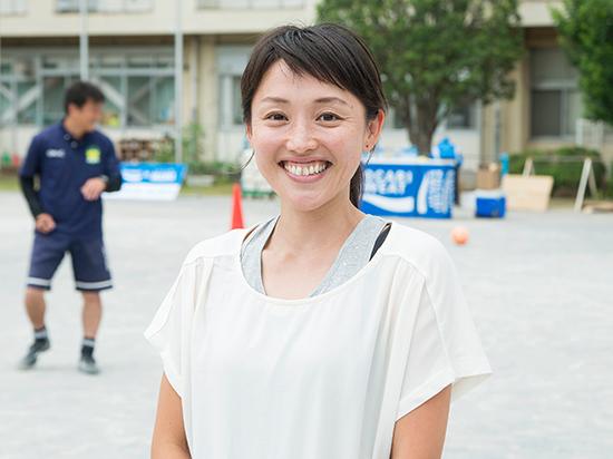 飯嶌美智子さん