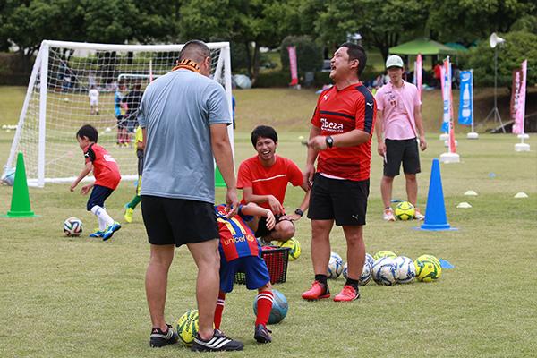 巻 誠一郎 プロデュース 親子サッカースクール