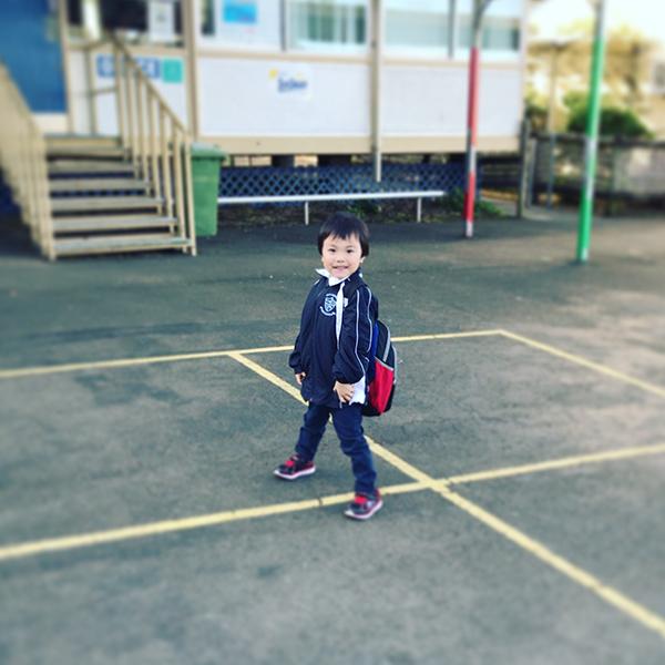 オーストラリアの小学校