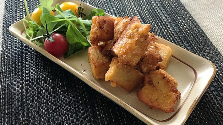 栄養たっぷり★高野豆腐の唐揚げ