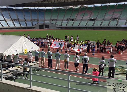 第39回「大阪市スポーツ少年団まつり」レポート