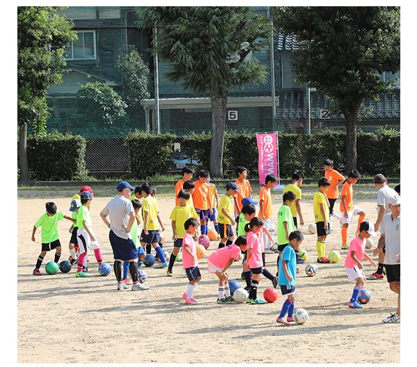 野町サッカースポーツ少年団