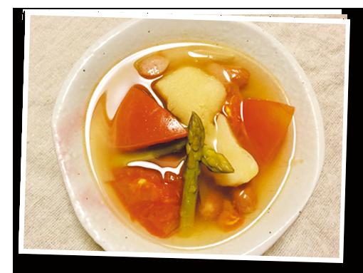疲労回復スープ