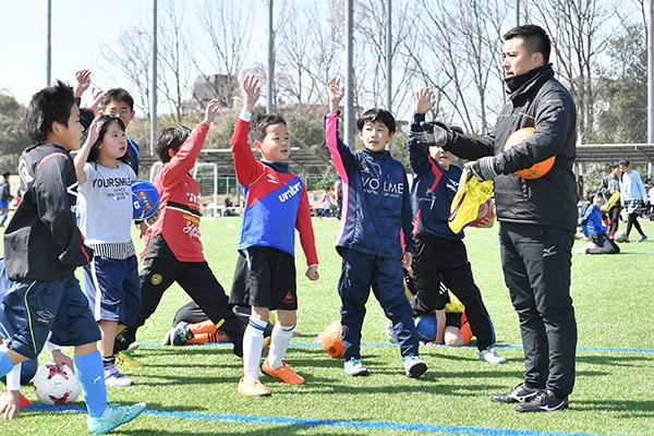 本田圭佑プロデュース ソルティーロ・ファミリア・サッカースクール